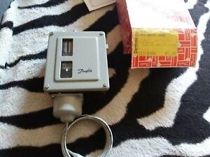 Danfoss Thermostat RT 14 017-5099 0175099 Kapillarrohrthermostat  -5/+30C H3
