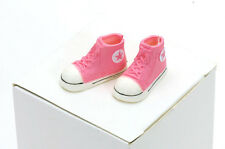 1: 6Candy colors dollhouse Pink Matte sports shoes for BJD doll accessories