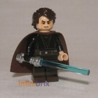 Lego Anakin Skywalker Minifigure (Sith Face) from set 9526 Star Wars NEW sw419