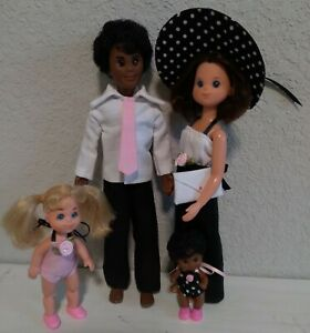 Handmade Sunshine family doll clothes & shoes DOLLS NOT INCLUDED