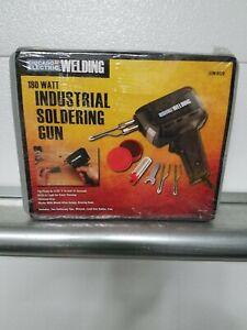 NEW SEALED IN BOX ◆ Chicago Electric 180 Watt Industrial Soldering Gun ◆ 61170