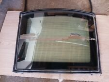Vauxhall Astra Twintop Convertible Rear Glass Roof Panel 2006-2010