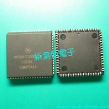 Integrated Circuit HD68HC000CP12 A-B10 Lot of 1