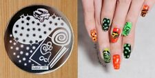 Nail Art Stamping Plates Image Plate Decoration Harry Potter Halloween (hehe31)