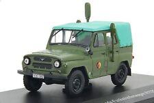 """UAZ 469 B """"Army Gelände-Funkstreifenwagen R1125 NVA"""" 1975 (IST 1:43 / CCC079)"""
