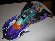 Hasbro Transformers Cybertron Leader Class Megatron, NEar complete