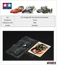 Mini 4wd NEO-TRIDAGGER ZMC CLEAR BODY SET (POLYCARBONATE LEXAN) Tamiya 15480 New