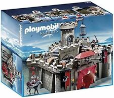 Playmobil 6001 Hawk caballero castillo nuevo pequeño desgarro en la caja