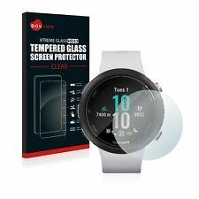 Garmin Swim 2 , Savvies® Xtreme HD33 Tempered Glass Screen Protector