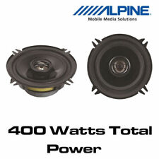 "Fiat Punto Rear Hatch Alpine SXV-1325E-5.25"" 13cm 2-Way Coaxial Speakers"