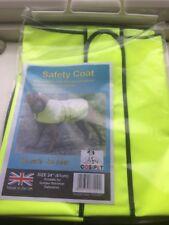 La seguridad de Perro Abrigo Talla 61 Cm Nuevo
