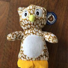 NWT A&A Global Industries Stuffed Owl Stuffy Stuffed Animal