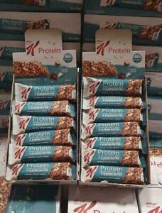 72 x Kellogg's Special K Protein Bars Coconut, Cocoa & Cashew 35g