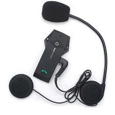 NFC Intercomunicador BT moto Interphone Bluetooth Interfono Auriculares 1000mtr