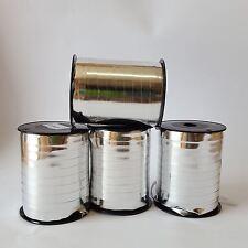 Bobina mm 10 x 250 metri nastro lucido splendide coccarde Argento Art. 6870.04