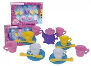1 X Childs Colourful Tea Party Play Set Gift for Kids