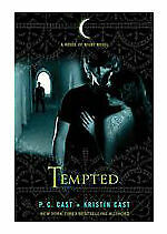 Tempted by Kristin Cast, P. C. Cast (2009, Hardcover)