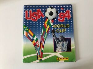PANINI ALBUM USA 94 Complet  world cup wm Maradona inclus ORIGINAL