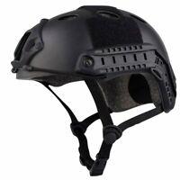Airsoft Tactical SWAT Helmet Combat Fast Helmet with Protective