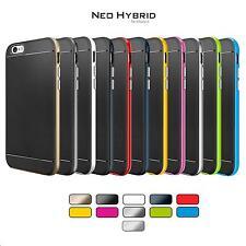 COVER BUMPER CUSTODIA SLIM per IPHONE 6 NEO HYBRID SLIM ARMOR + PELLICOLA