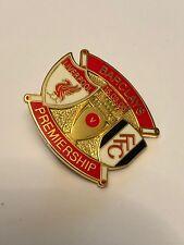 Barclays Premiership Pin Badge Enamel - Liverpool V Fulham - 15/03/06