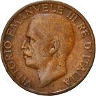 [#909340] Münze, Italien, Vittorio Emanuele III, 10 Centesimi, 1922, Rome, SS, B