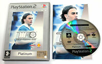 Sony PLAYSTATION 2 PS2 THIS IS FOOTBALL TIF 2003 Sony SCES-51039/P Platinum