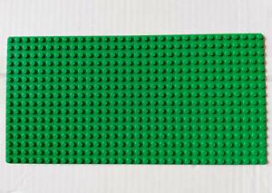 LEGO® Bauplatte Grundplatte 16x32 grün 2748 3857 4219615 NEU