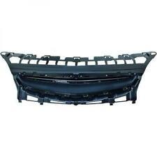 TUNING calandra griglia sportiva OPEL ASTRA J 12-15 5 porte nera senza logo