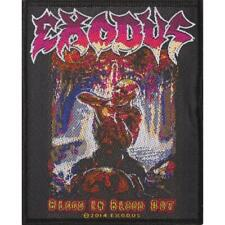 EXODUS NEW  patch - blood in blood out