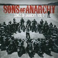 Sons of Anarchy: Songs of Anarchy, Vol. 2 [Original TV Soundtrack] by Original Soundtrack (CD, Nov-2012, Columbia (USA))