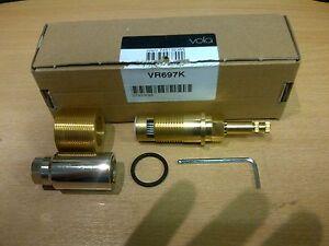 Vola VR697K hot cartridge fits 2 handle wall mixer 600 700 800 900 1500