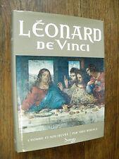 Léonard de Vinci / L'homme et son oeuvre / Fred Bérence