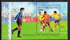 0103+  GUINEE  BLOC  COUPE DU MONDE DE FOOT 1998