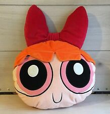 A18 Power Puff Girls Blossom Pillow Plush! 18 Inch Stuffed Toy Lovey