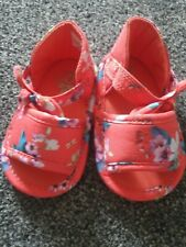 Ted baker baby girl sandles 0-3 months