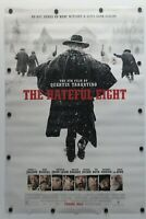 """The Hateful Eight 2015 Double Sided Original Movie Poster 27"""" x 40"""""""