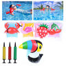2-7Years Baby Swimming Arm Ring Inflatable Pool Kid Children Arm float Sleeves