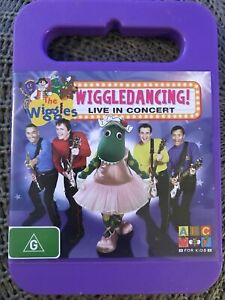 The Wiggle ~ Wiggledancing Live in Concert ~ Region 4 ~ Free Postage