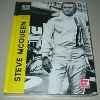 Dwight Jon Zimmermann Motorlegenden Steve McQueen King of Cool Buch Neu!