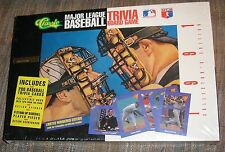 1991 Collectors Edition CLASSIC Major League Baseball Trivia Board Game,Sealed