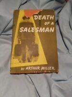 1949 Death of a Salesman Arthur Miller 1st Edit BOM Edition HC DJ Rare