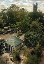 Nassau Street Palmer Square University Town Princeton New Jersey NJ --- Postcard