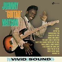 "Watson, Johnny ""Guitar""	Debut Album (180 Gram Vinyl Limited Edition) (New Vinyl)"
