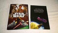 Star Wars Foreign Issue Cosmic Shells Set of 36 Cards plus Binder & Poster {L1}