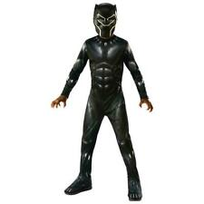 (L) Marvel Avengers Endgame Black Panther Child - SIZE L 8/10 - Licensed Costume