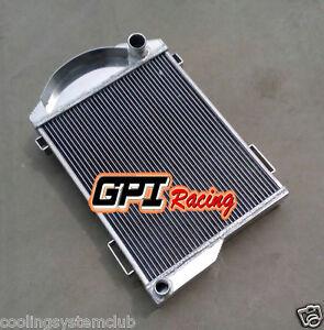 3 core aluminum radiator for AUSTIN HEALEY 3000 1959-1967 1966 1965 1964 manual
