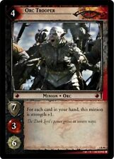 LoTR TCG Realms of the Elf Lords RotEL Orc Trooper 3R99