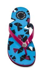 Marc By Marc Jacobs Flip Flops Raspberry 645019 Thongs Sandals Sz 6/36 Authentic
