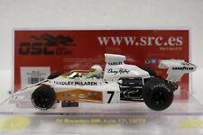 SRC 02301 Yardley McLaren M23 GP Sweden 1973 Denny Hulme 1/32 scale slot car